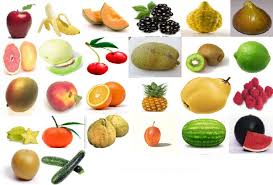 Fruit And Veg Starting With The Letter H