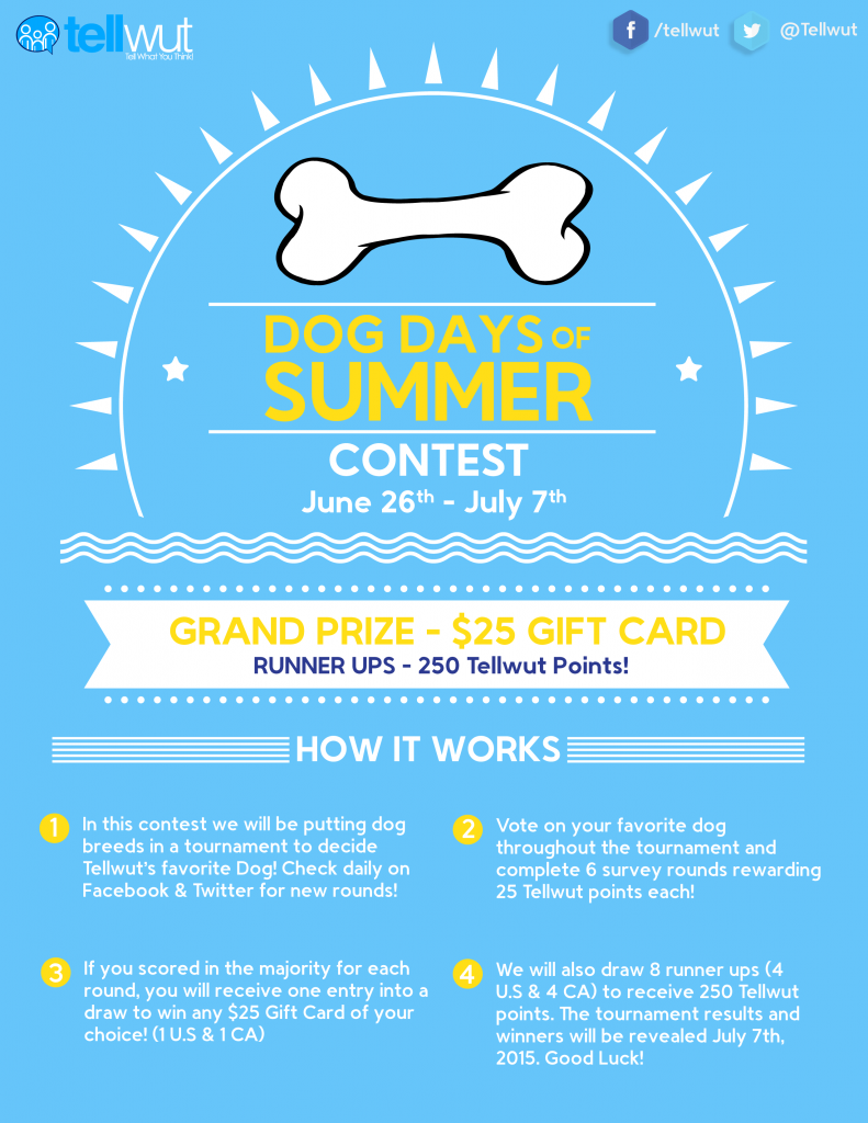 Dog Days of Summer - Contest Details-01