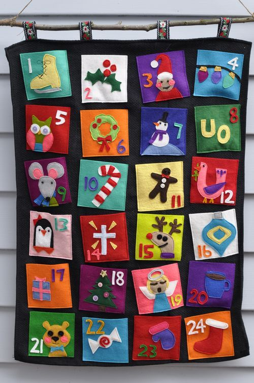Advent Calendar Ideas Early Years : Reinventing advent tellwut