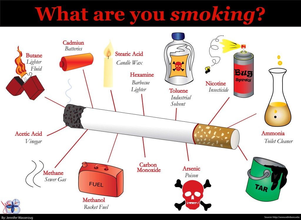 why smoking is harmful Smoking is bad for you everybody knows it, particularly everyone in canada,  where the number of surveyed individuals who identify as.