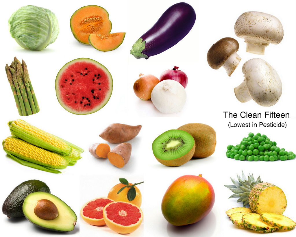 how to clean vegetables from pesticides and bacterial residue