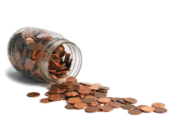 Do you save pennies in jar? | Tellwut.com