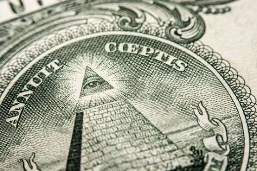 What Those Weird Symbols On Dollar Bill Actually Mean Tellwut