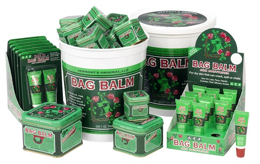 Bag Balm Is A Salve Developed In 1899 To Soothe Irritation On Cows Udders After