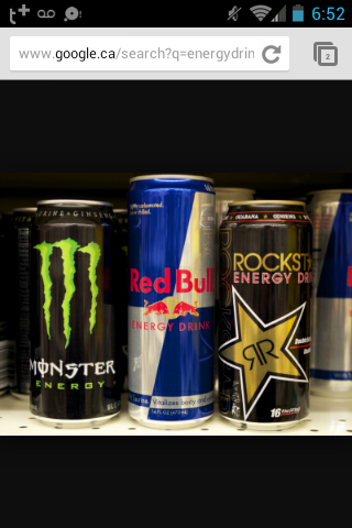 what energy drinks do to you