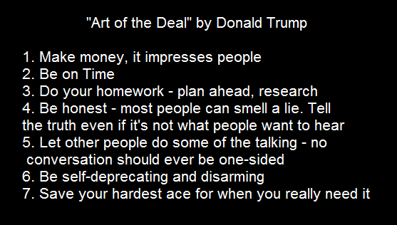 The Art Of The Deal Quotes Adorable Trump Quotes Books Business And Real Life Advice  Tellwut