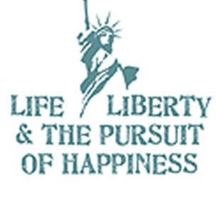 life liberty and the pursuit of happiness for the people in the declaration of independence The unanimous declaration of the thirteen united states of america, when in the  course of human events, it becomes necessary for one people to dissolve the  political  rights, that among these are life, liberty and the pursuit of happiness.