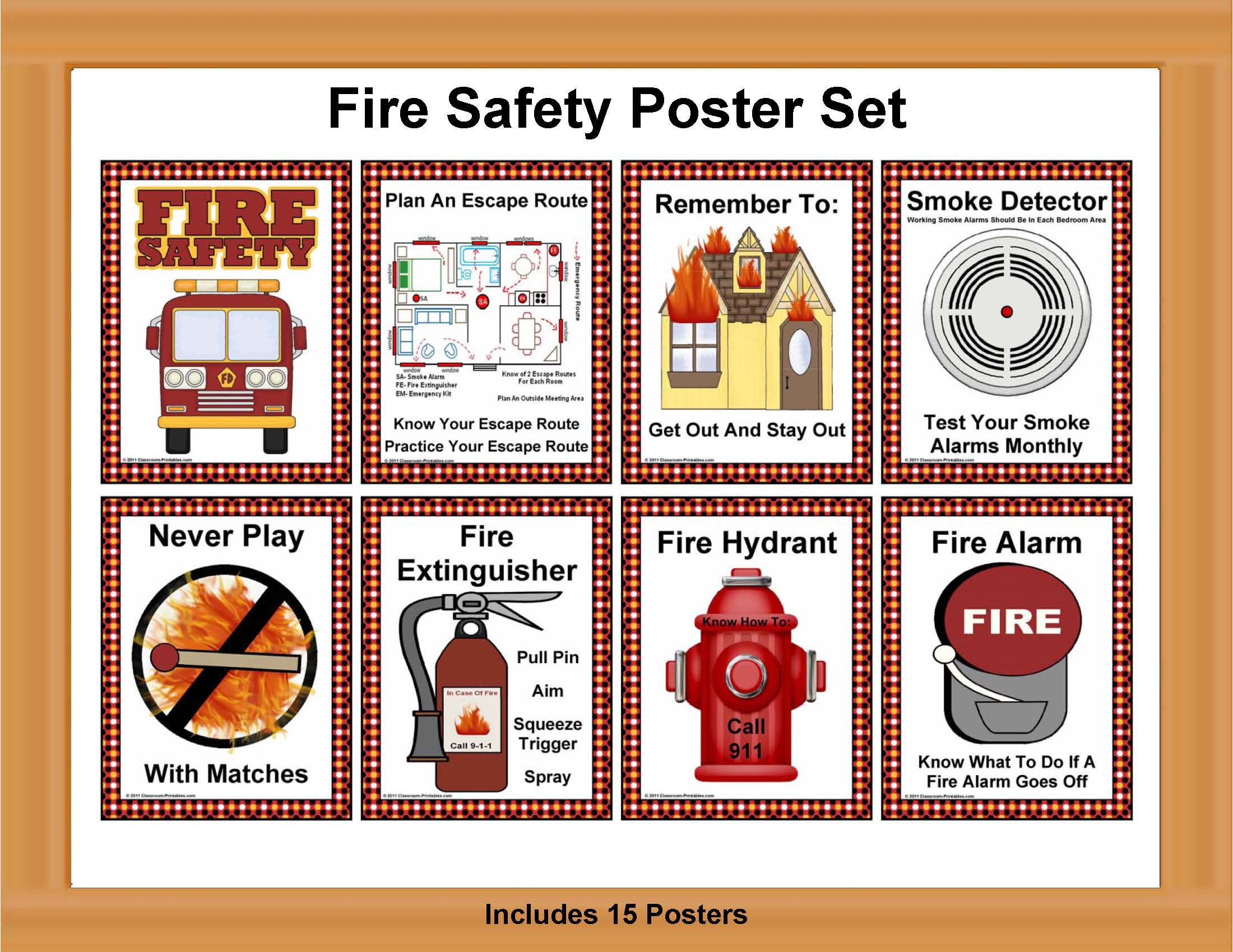 Is fire safety concern in your house or apartment for Fire safety house
