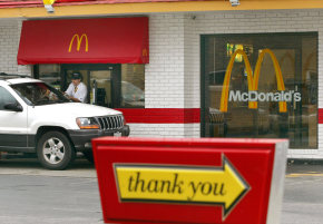 Mcdonald 39 s for christmas for Fast food places open on christmas day