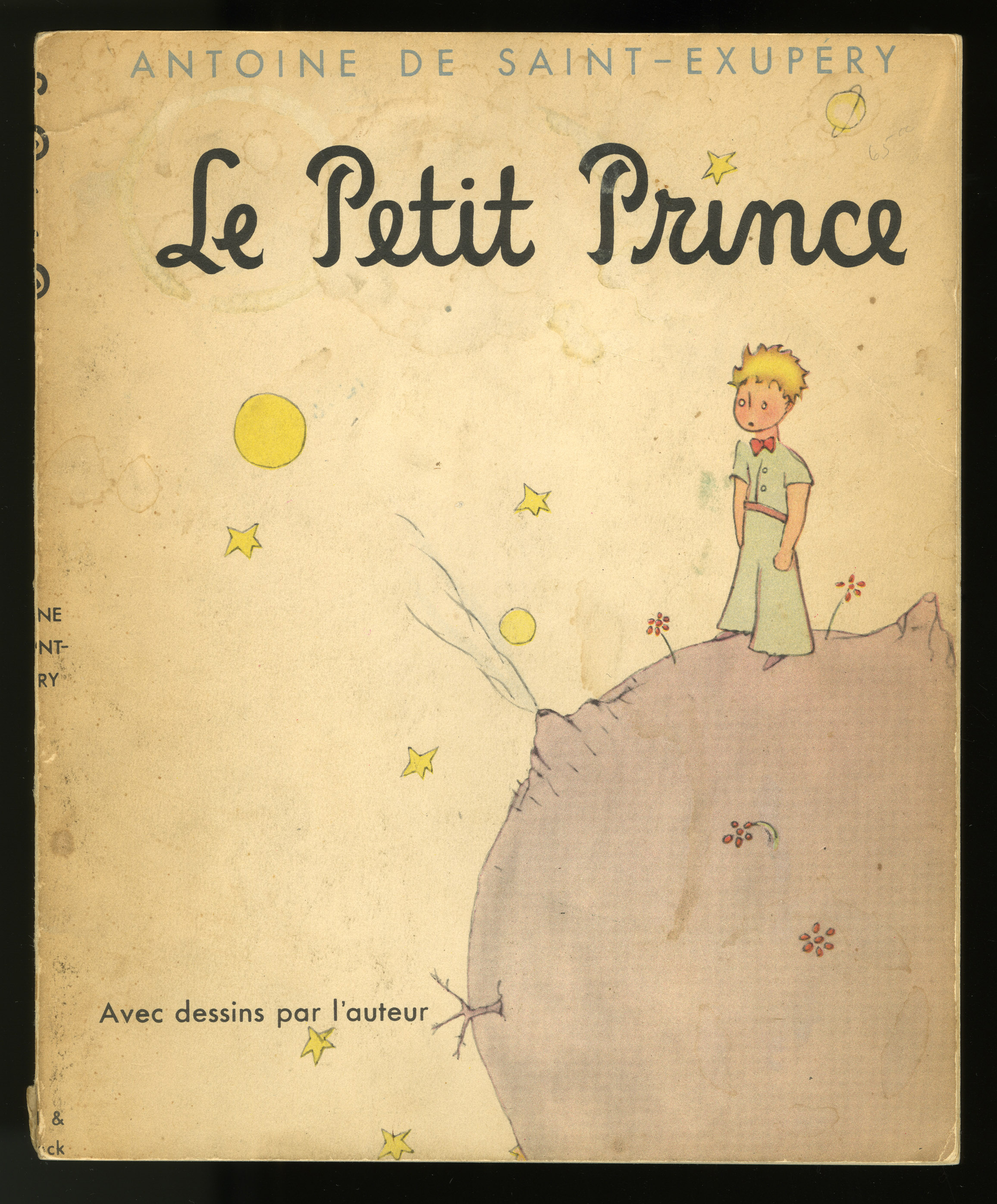 the little prince play reaction paper essay Below is a collection of strong (and exceptionally strong) response papers from   wife, massaging [her husband's] feet, while the little ones play with the dogs   part of the book she reads by the fountain is when the girl meets her prince, but .