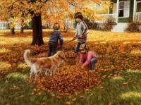 Do you have happy childhood memories of Autumn?