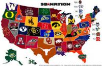 Do you have a favorite college team?