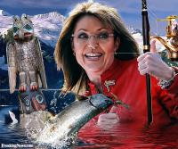 Which of the following quotations were uttered by Sarah Palin?