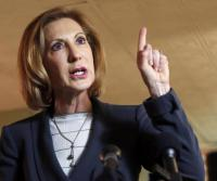 Which of the following quotations was made by Carly Fiorina?
