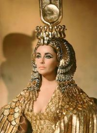 Which actresses are you familiar with that has played the part of Cleopatra in movies?