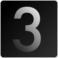 Do you like the number 3?