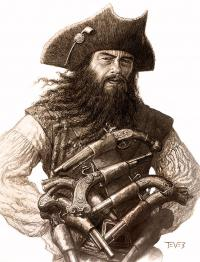 Here is a list of the 10 most Famous Pirates in World History. Are you familiar with these famous pirates?
