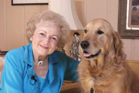 PONTIAC: Golden Girls actress and renowned animal lover Betty White has set up a trust fund valued at nearly $5 million to provide for her golden retriever Pontiac and other pets when she dies. Are you familiar with Betty White and the actress helping animals in need?