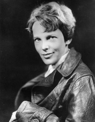 In 1935 Amelia Earhart flew solo from Hawaii to California. What Amelia Earhart facts are you familiar with?