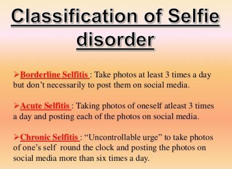 Selfitis sounds like it might be an illness. Correct, it absolutely is. A joint study by Nottingham Trent University and Thiagarajar School of Management has proved it beyond all doubt. Selfitis is a condition that causes people to post too many selfies on the internet. Is this the first time you are reading about this condition?