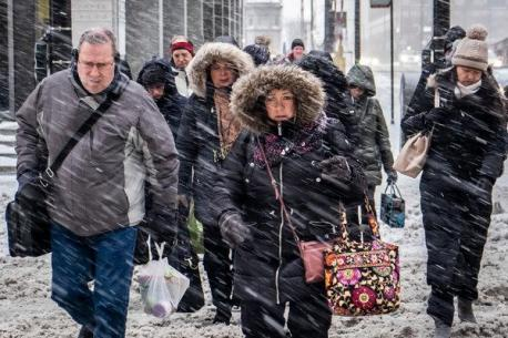 Is the extreme cold is coming our way. Thursday's high will be 17 with wind chill values as low as -12, according to the National Weather Service. While you shouldn't worry much about injuries or damages, the
