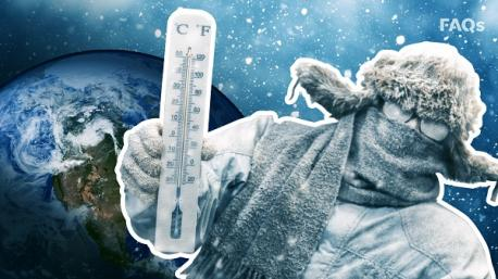 If you answered yes to question #3, what is the coldest temperature that you have endured from the polar vortex (with or without wind chill factor)? ~IF APPLICABLE: Feel free to list the coldest temp in your area for 2019.~