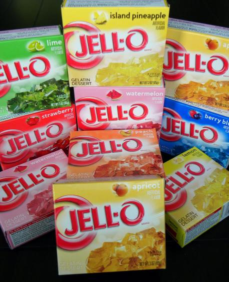 By the '80s, the popularity of Jell-O dwindled, especially for savory recipes. The company refocused on sweets and snacks, especially products geared towards kids. Fortunately, you can still find a lot of Jell-O creativity out there! Is there a