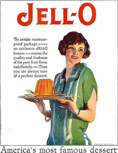 Jell-O has always been a natural pairing for desserts, with various flavors working beautifully in recipes made with fresh fruit, marshmallows and whipped cream. Can you believe Jell-O has been on the shelf for more than 120 years?