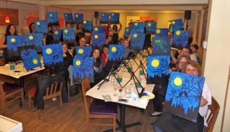What sort of things would you be interested in painting if you did attend this sort of class?