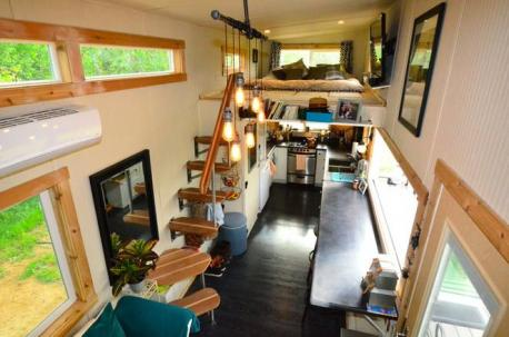 Do you know anyone who lives in a tiny house?