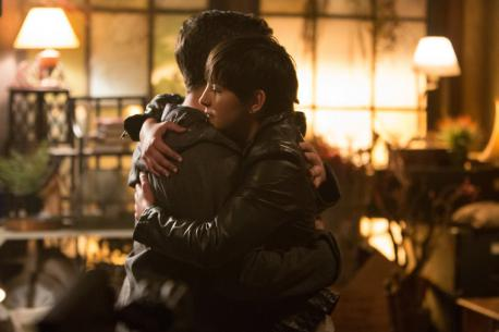 Grimm(TV Show): do you think Trubel likes Nick romantically?