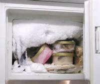 Do you have a freezer that has to be manually defrosted?