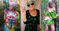 Baddie Winkle actively supports the legalization of marijuana, although she claims she has never tried it herself. She has taken photographs holding joints, to support her cause. Do you think this Granny is a good role model for today's younger generation?
