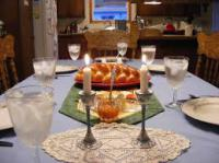 It's a few hours before sundown on Friday, which marks the beginning of the Jewish Sabbath, or day of rest. Traditionally families gather to share a meal, and usher in the Sabbath. While the Sabbath meal can vary from home to home, it is generally a slow-cooked or stewed meal, because of the prohibition against cooking during Shabbat, and usually served with Challah, a sweet, eggy bread shaped in a braid. Here are some foods that you can thank the Jewish people for. How many of these foods do you enjoy eating?