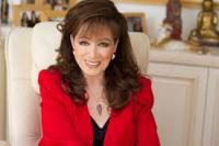 British novelist Jackie Collins died Saturday, after a six year battle with cancer--a battle she kept from everyone but her three adult daughters. Not even her sister Joan Collins knew about her cancer. Diagnosed with stage 4 breast cancer six-and-a-half years ago, Collins, 77, chose to keep her illness almost entirely to herself, confiding primarily in her three daughters.