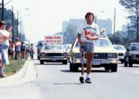Terry Fox is a Canadian icon and hero, to say the least. Diagnosed with osteosarcoma, a form of cancer that often starts near the knees, when he was 18, he lost his leg to that cancer rather than risk his life. Within three weeks after amputation, outfitted with an artificial leg, he was walking and in 1980, only three years after amputation, he started off on a run across Canada to raise awareness and money for cancer research. Terry raised $1.7 million by the time he was forced to abandon his hope to run across the country, after completing 143 days and 5,373 kilometres (3,339 mi), because the cancer had returned. Many offered to run in his place, but Terry wanted to complete the run himself. However, sadly this was not to be the case. He died at age 22, less than a year after setting out on his marathon. After that the Canadian public set out to continue his Marathon of Hope (as it was dubbed) and every year millions of people participate in Terry Fox runs across the country, raising so far over $650 million, in his honor. Have you ever participated in a Terry Fox run?