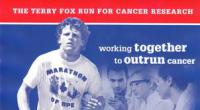 Terry Fox did more than just raise awareness for cancer research. His feat helped redefine Canadian views of disability and the inclusion of the disabled in society. He challenged society to focus on ability rather than disability. Even if you were not familiar with Terry Fox before this survey, do you think he is the true definition of what a hero should be?
