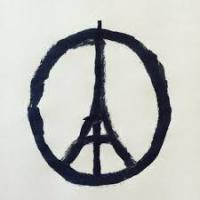 Did you participate in any of the social media campaigns to offer your support and sympathy to the French people?