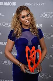 Glamour honored Laverne Cox in 2014 with their Woman of the Year award, so Jenner is the second transgender winner. Do you think that Laverne Cox is a more fitting recipient of the award than Jenner?