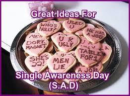 Here are some suggested Singles Awareness Day activities to embrace and enjoy your single status. Which ones sound like fun?
