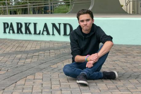 David Hogg has been among the most vocal of the survivors in the Feb. 14, 2018, shooting at Marjory Stoneman High School in Parkland, Florida, where 17 students and staff were killed after a former classmate who allegedly opened fire with an AR-15-style rifle. In the months after the mass shooting, Hogg and many of his classmates spent much of their time speaking out against gun violence and encouraging young people to vote, harnessing the power of social media -- hashtag, #NeverAgain -- to spread the message. Now, the next step for this young man is Harvard University, where he will be studying political science there this fall. Given his activism in the past year, do you think his future in politics seems promising?