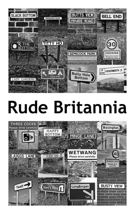 Not too sure I'll be able to get this survey past the editors at Tellwut. Yes, we're talking about some of the strangest names of towns or streets you will ever see -- and it is mind-blowing how many of them are from the U.K. Have you ever heard of, or visited any of these towns or streets, all located in the U.K. (and yes, these are 100% true)?