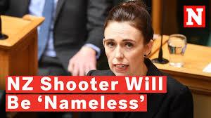 New Zealand's prime minister has promised to deny the mosque terror attacker notoriety, saying she will never refer to him by name. Jacinda Ardern was speaking as parliament met for the first time since 50 people were killed in Christchurch on Friday.