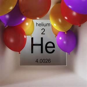 Are you familiar with these helium facts?