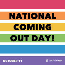Today, June 11 is the 31st anniversary of National Coming Out Day. Thirty-one years ago, on the anniversary of the National March on Washington for Lesbian and Gay Rights, National Coming Out Day was first observed as a reminder that one of our most basic tools is the power of coming out. One out of every two Americans has someone close to them who is gay or lesbian. For transgender people, that number is only one in 10. Coming out - whether it is as lesbian, gay, bisexual, transgender or queer - STILL MATTERS. When people know someone who is LGBTQ, they are far more likely to support equality under the law, as now it becomes personal. Do you personally know someone who has come out as LGBTQ?