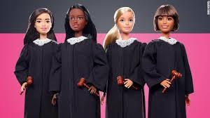 This holiday season, a new, inspiring Barbie holds court. Literally. Mattel introduces Judge Barbie, as their newest addition in what they are calling its 2019 Career of the Year doll.