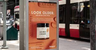 If you saw one of the ads from Toronto's latest public awareness campaign, you'd think it was for Clinique, or Olay, or some other skin care giant.