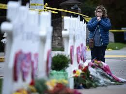 Eleven people were killed October 2018 when a gunman opened fire during services at the Tree of Life Synagogue in Pittsburgh. More than a year after the Tree of Life attack, a study released by the American Jewish Committee found nearly one in three Jews sometimes hide their faith. There's a program under development right now encouraging students to develop anti-hate messaging and a big push nationally to make Holocaust education mandatory in schools. That's only the case in 11 states right now. Do you think the Holocaust should be taught in all schools?