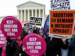 Late term abortions -- probably one of the most misunderstood terms used in the abortion debate, and one that is more politically charged than medically or scientifically correct. Late term, for one, refers in this context to after 20 weeks. First off, where do you fall with abortion rights?