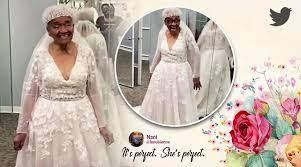 Back in 1952, Martha Mae Ophelia Moon Tucker, from Birmingham, Alabama, dreamt of marrying the man of her dreams and walking down the aisle in a wedding gown she had specially picked out. One thing stood in her way. Back then, black women were not allowed into bridal shops and she had to wear a navy blue dress provided to her by a family she worked for. Now, at age 94, Tucker's dream of trying on a wedding dress finally came true after one of her granddaughters booked her an appointment at a bridal store. A video of Tucker beaming in a gorgeous white wedding dress has now gone viral. Since being shared online, the video has many calling Tucker the most beautiful bride they have seen. However, even more were shocked by the fact that black women were not allowed in bridal shops during that time. Were you aware that this was the case?